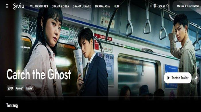 Download Drama Korea (Drakor) Catch The Ghost Episode 1-16 ...