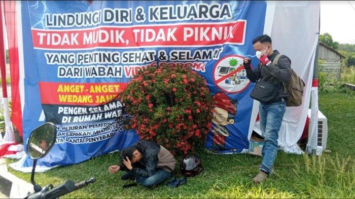 Bolehkah Mudik Ke Lampung dari Palembang? Berikut Persyaratan yang Akan Diminta di Pos Penyekatan