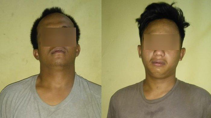 Pensiunan PNS di Baturaja Tak Sadar Tas Dicuri, Aksi Pelaku Terungkap dari CCTV