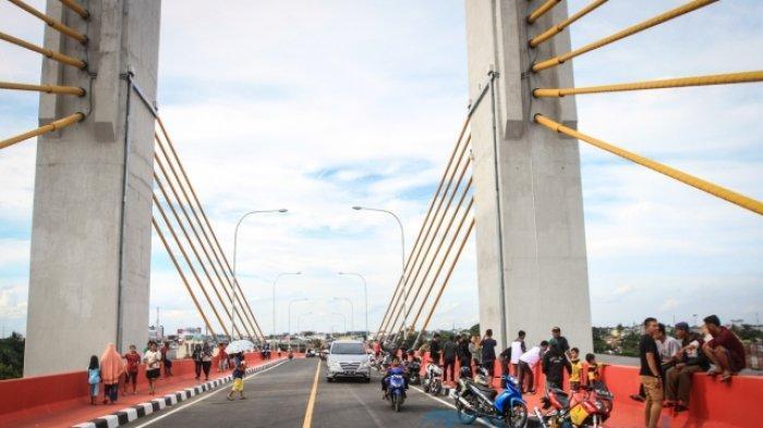 Diungkap Wali Kota Palembang Harnojoyo, Ini Perjuangan Panjang Bangun Jembatan Musi IV