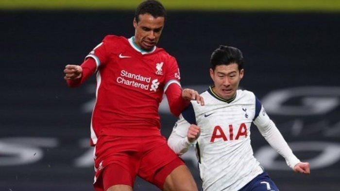 Mourinho  Marah Besar Tiga Beknya Memble, Tottenham Hotspurs Kalah 1-3 dari Liverpool Liga Inggris