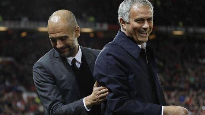 Adu Jitu Jose Mourinho vs Pep Guardiola,  Final Piala Liga Inggris