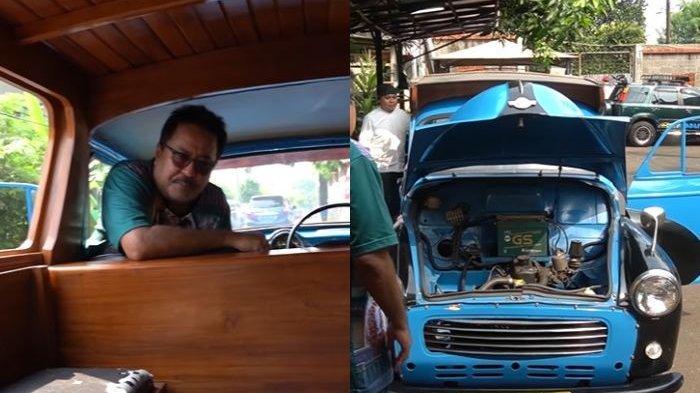 Respon Tak Terduga Mak Nyak Buat Raffi Ahmad Minta Ampun, Izin Tukar Oplet Si Doel dengan Roll Royce