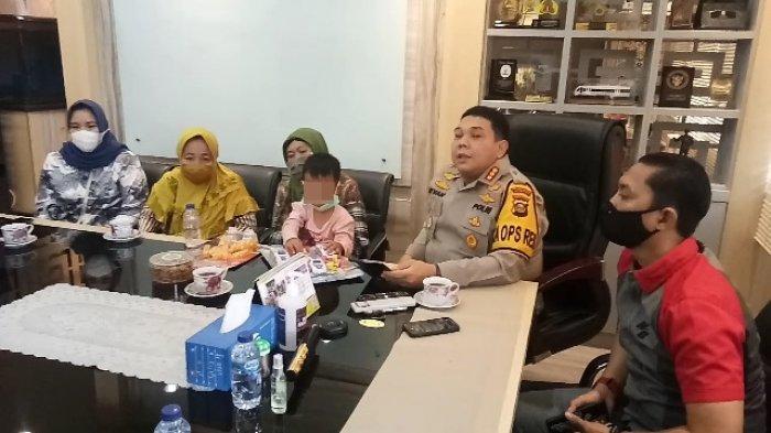 Sempat Terjadi Kejar-kejaran Saat Anggota Polisi Menangkap Pelaku Penculikan Anak di Palembang
