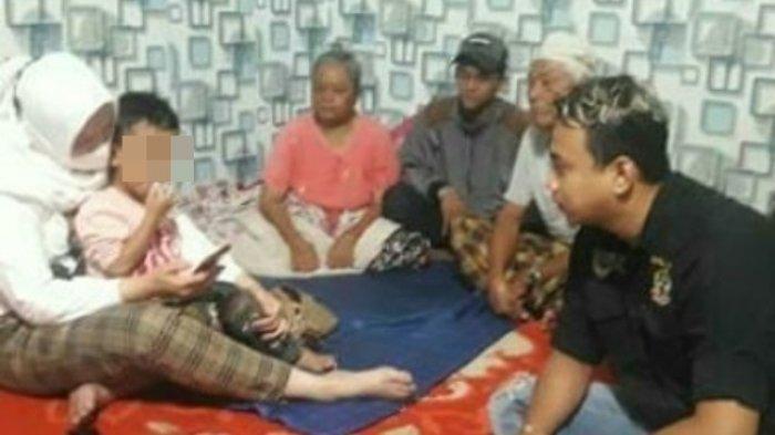 Pengakuan Bocah 4 Tahun di Palembang yang Diculik, Dibawa ke Sebuah Rumah, Tidak Diberi Makan
