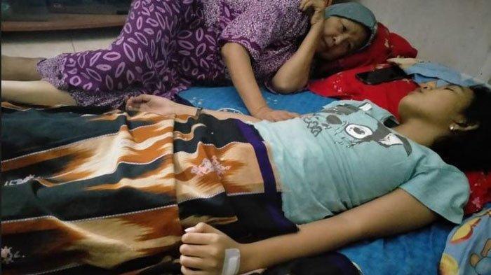 Ini Hari Kedelapan Echa Pelajar Putri di Banjarmasin Tertidur Pulas, Idap Sindrom Putri Tidur