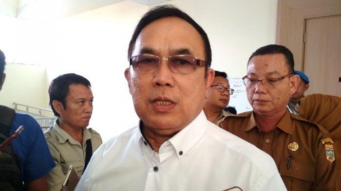 SoalBantuan Akidi Tio Rp 2 Triliun, Mantan Walikota Palembang ESP: Tunggu Saja