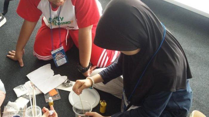Daftar Nama-nama Pemenang dan Sekolah di Gramedia-Yupi Science Olympic 2019 Palembang