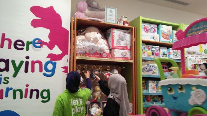 Pilih Mainan Sesuai Kebutuhan Anak