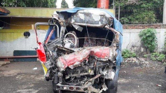 Sumitri Tewas Kecelakaan Di Tol Cipali Hari Ini Pilih Gunakan Travel Karena Mabuk Naik Bus Tribun Sumsel