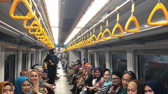 Payo Naik LRT, Life Style Baru Wong Kito