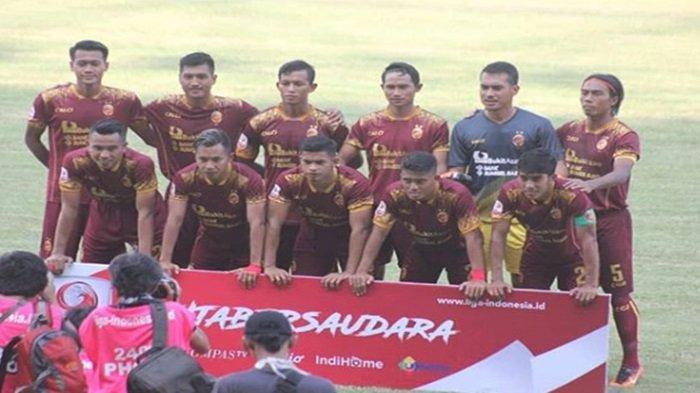 Manajemen Sriwijaya FC Pastikan DP dan Gaji Pemain Bakal segera Selesai 'Itu Hak Kalian'