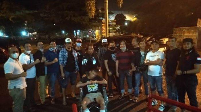 Pengakuan Pelaku Penyiraman Air Keras Pria 50 Tahun di Talang Jambe, Dijatahi Rp4 Juta, Dalangnya ?