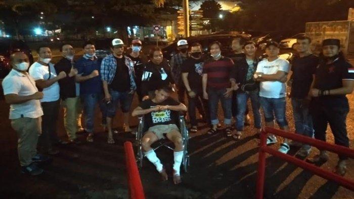Misteri Dalang Penyiraman Air Keras ke Pria 50 Tahun di Talang Jambe, Identitasnya Dikantongi Polisi