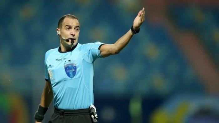Sosok Esteban Otojich, Wasit Asal Uruguay yang Pimpin Final Copa America 2021 Brasil vs Argentina