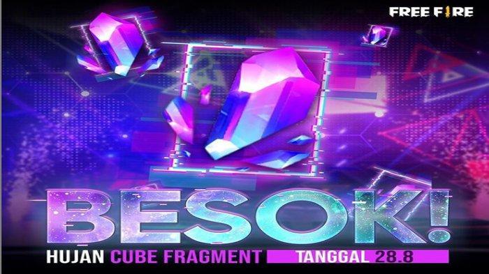 Besok Ada Hujan Magic Cube Fragment, Ini Cara Mendapatkannya di Event Anniversary Free Fire (FF)