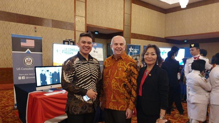 The Excelton Hotel Palembang Diundang Eksklusif Oleh Kedutaan Amerika Serikat