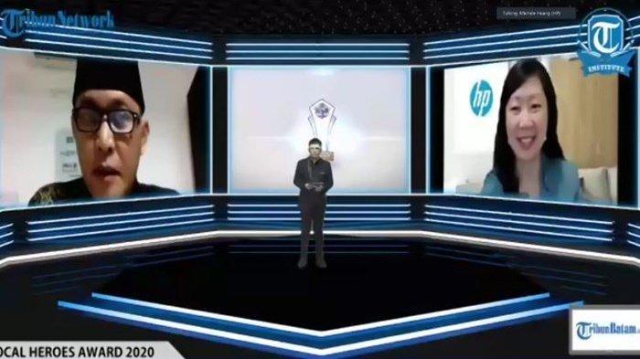 HP Inc Terbaik Pertama Brand Inovatif dan Pelopor Reinventing Local Heroes