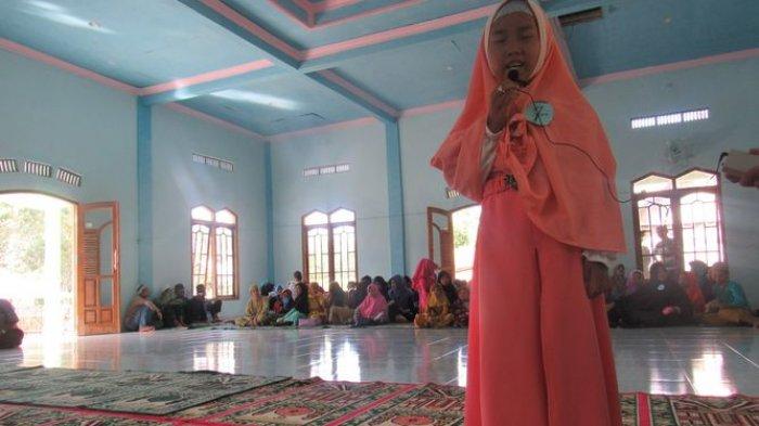 Pertama Kali Digelar, Warga Desa Aur Senang Ada Festival Ramadan di Kampungnya