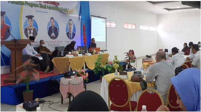 Fisip UIN Raden Fatah Buka Prodi Administrasi Publik Tahun 2022, Ini Kekhasan yang Ditawarkan