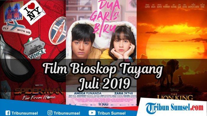 15 Film Indonesia dan Hollywood Tayang Bioskop Juli 2019, Spider Man, Dua Garis Biru, Hobbs and Shaw