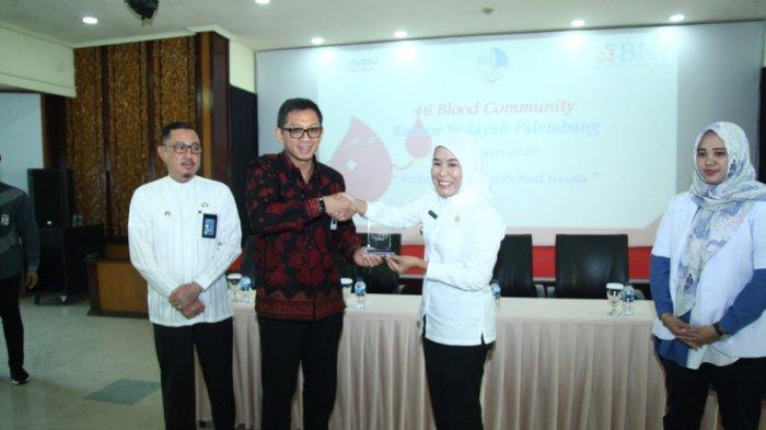 Fitri Apresiasi Kegiatan 46 Blood Comunity