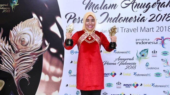 2 Destinasi Wisata Palembang, Kampung Al-Munawar-Alquran Akbar Raih Penghargaan Terpopuler API 2018