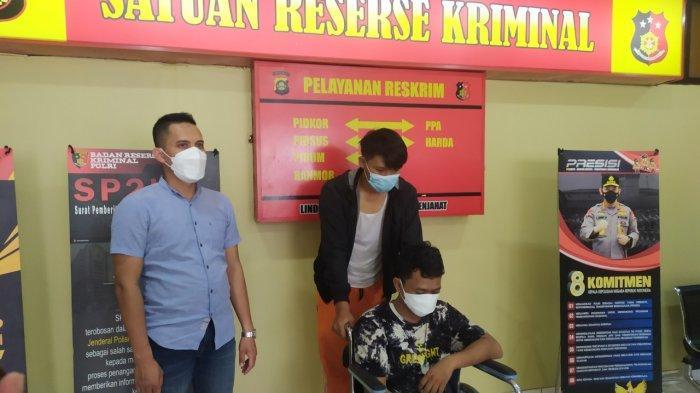 Inilah Dia Dua Sekawan Begal Modus COD di Palembang, Sempat Buron Lari ke Ogan Ilir