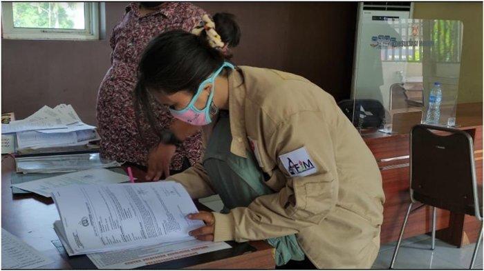 Tidur di Kantor, Karyawan Swasta di Palembang Kaget Motornya Hilang, Gembok Pagar Rusak