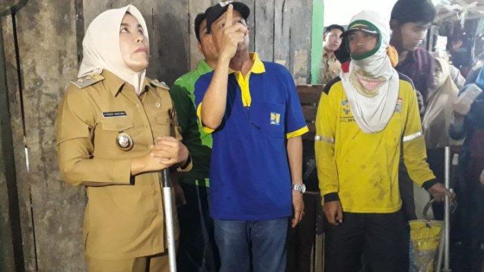Wakil Walikota Palembang Fitrianti Agustinda Minta Fogging DBD Diperbanyak, Jangan Dipersulit