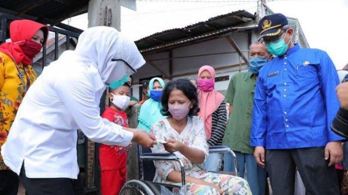 Pemkot Palembang Pesan Ribuan Paket Sembako Dibagikan di Masa Disiplin Protokol Kesehatan