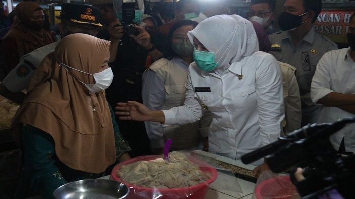 Wawako Finda dan BPPOM Sidak di Pasar Padang Selasa Palembang, Ini Hasilnya