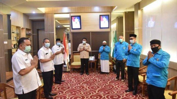 Forum Komunikasi Ustadz dan Ustadzah Sumsel Terbentuk, Ini Harapan Gubernur Herman Deru