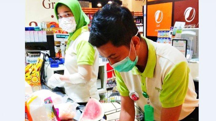 Palembang Icon Mall Tutup, Foodmart Sediakan Layanan Pesan Antar Gratis Ongkos Kirim