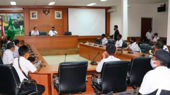 Forum Kades Gelumbang Minta Tindak Tegas Provokator Amuk Massa di Rumah Kades Pinang Banjar