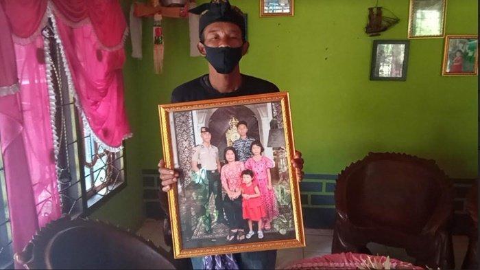 Kakak Gugur Ditembak KKB Papua, Adik Bharada I Komang Bertekad Menjadi Anggota Polri