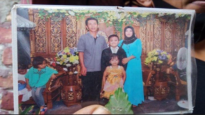 Firasat Istri Dedi Sebelum Suaminya Meninggal Kecelakaan di Tol Kayuagung-Palembang