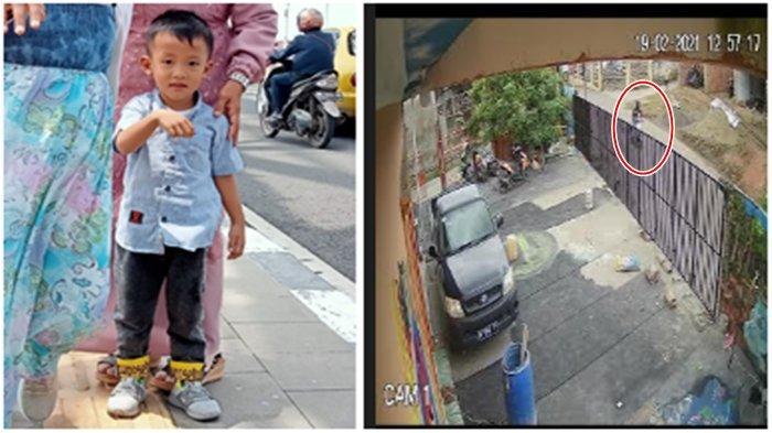 'Culik, Culik', Teriak Danis Melihat Adiknya Usia 4 Tahun Diculik, Mulut Dibekap, Tubuh Dijepit