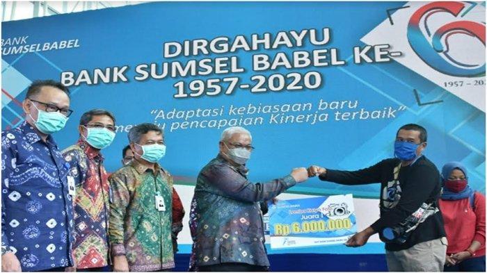 Fotografer Senior Sripo, Syahrul Hidayat, Juara 1 Lomba Foto Jurnalistik BSB