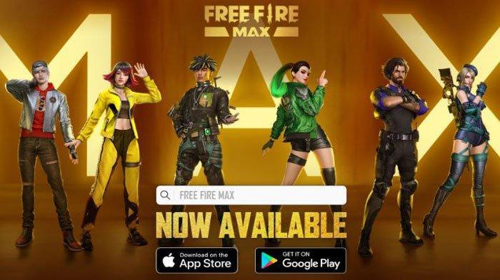 Link Download Free Fire Max, Diluncurkan Hari Ini di Indonesia, Grafis Audio Visual Lebih Tinggi