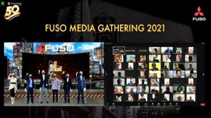 Melalui Peningkatan Digitalisasi di Era Baru, FUSO Targetkan Pangsa Pasar 48,1 Persen di Tahun 2021