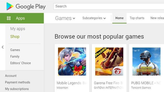 5 Game Online Terbaik di Tahun 2020, Selain PUBG Mobile dan Free Fire, Ini Daftarnya