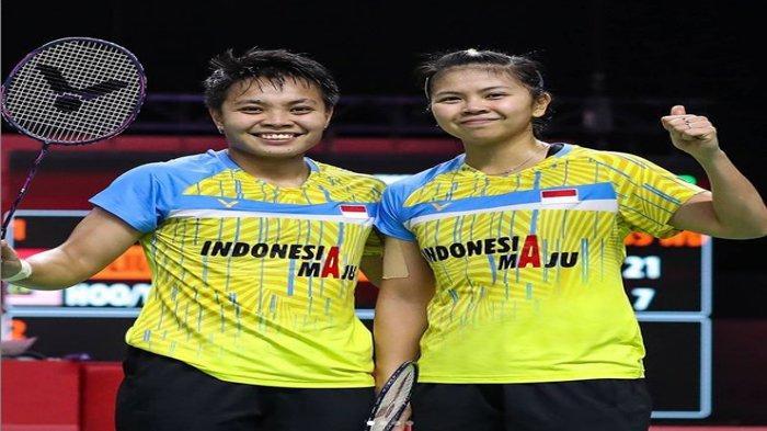 Daftar Line Up Tim Bulutangkis Indonesia di Thomas-Uber Cup 2020 Turunkan Pemain Senior dan Junior