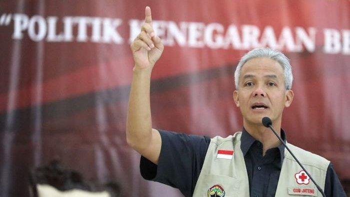 Ganjar Pranowo Angkat Bicara Soal Ancaman PDIP Terkait Kader yang Terlibat Deklarasi Capres 2024