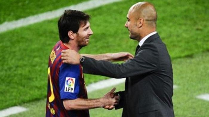 Sudah Bulat, Lionel Messi Bakal Hengkang Dari Barcelona dan Minta Guardiola Merekrutnya ke Man. City