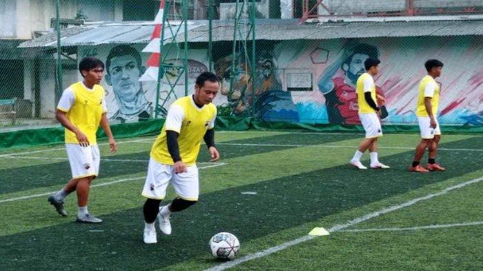 Profil Atep, Legenda Persib yang Kini Perkuat Muba Babel United, Waspadai PSMS dan Sriwijaya FC