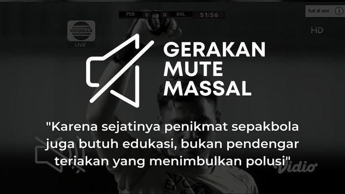 Trending di Twitter #GerakanMuteMassal, Ada Apa ?