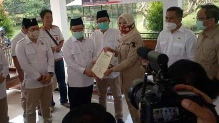 Gerindra Usung Syarif-Suryan di Pilkada Muratara 2020