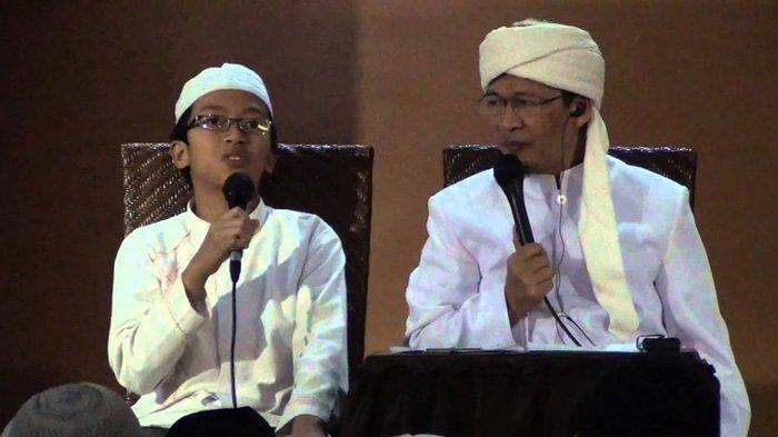 Dituding Durhaka, Muhammad Ghaza Minta Maaf Usai Bongkar Tabiat Buruk Aa Gym ke Ibundanya, Teh Ninih