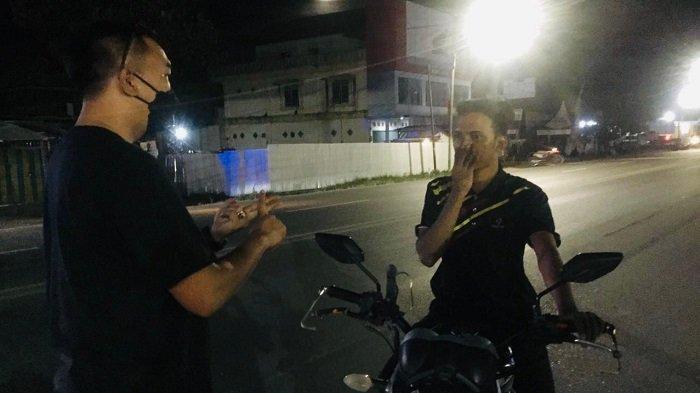 Polres Ogan Ilir dan Polsek Indralaya Gelar KRYD Antisipasi Tindak Kejahatan